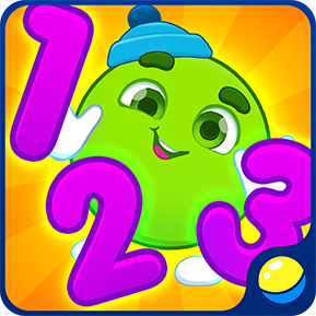 Learning Numbers and Shapes – Game for Toddlers