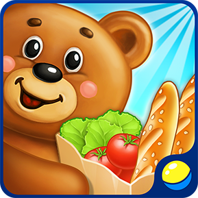 Supermarket for Kids – Shopping Game for Toddlers